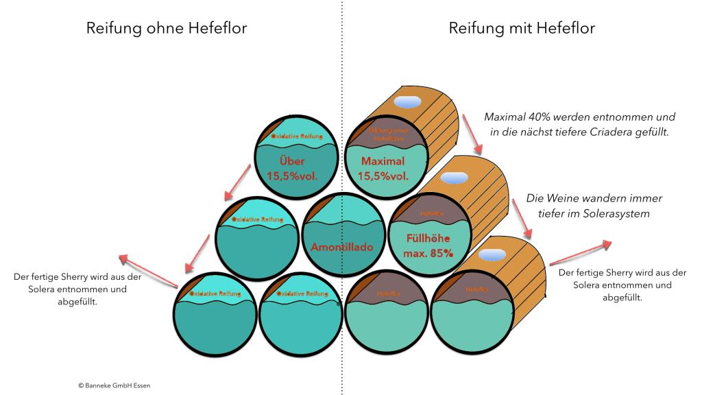 Schema des Soleraverfahrens